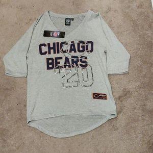 NFL ladies Chicago bears shirt